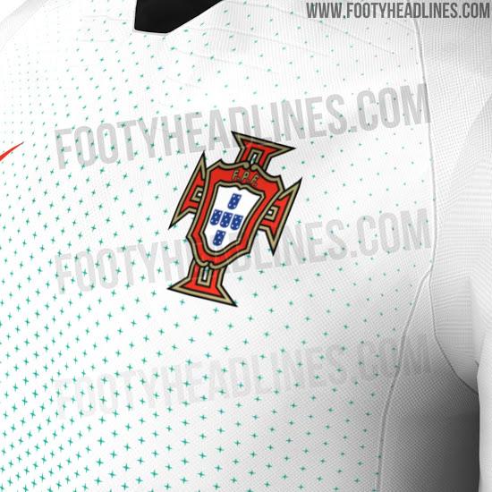 641498a46 Serão estes os equipamentos de Portugal no Mundial 2018  - BOM DIA ...