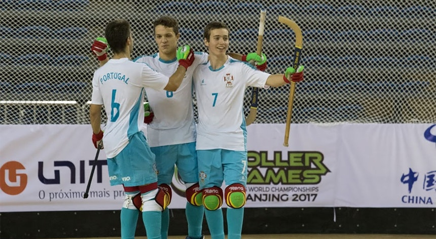 Campeão Portugal goleia Chile na segunda ronda do Mundial de hóquei ... 8ab1ddd1e8aac