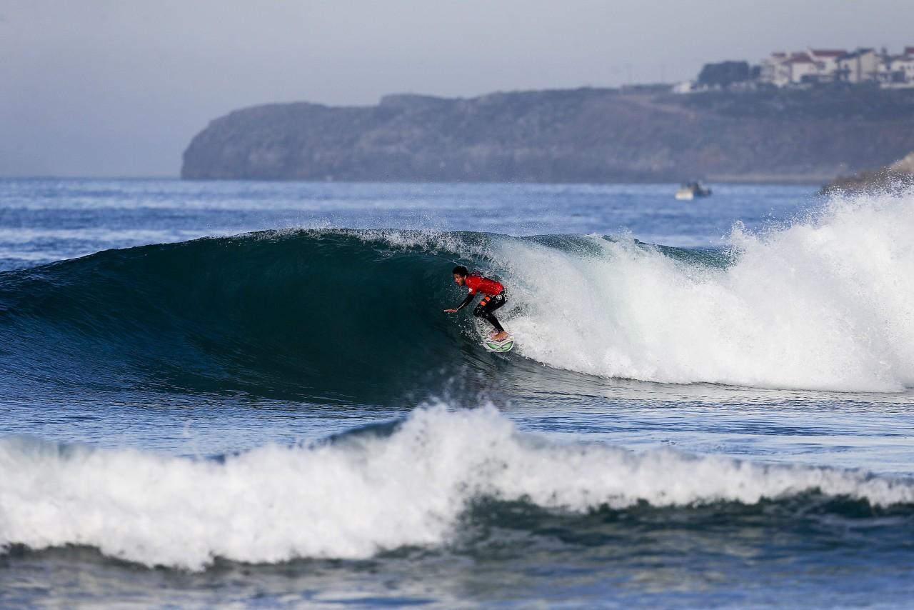 Circuito Mundial De Surf : Etapa portuguesa do circuito mundial de surf arranca em