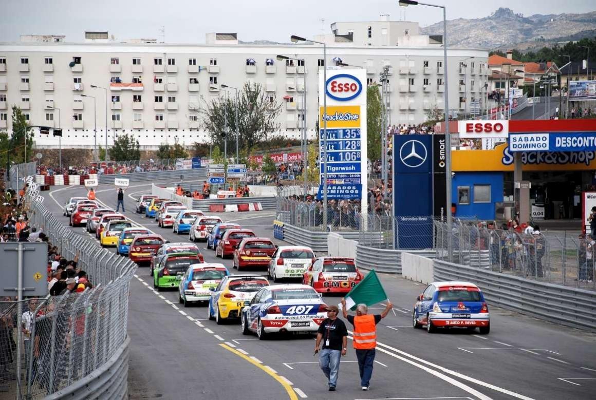 Circuito de Vila Real Vila Real Está Pronta Para