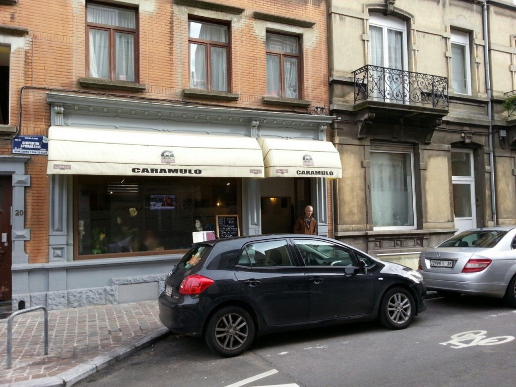 Café Caramulo em Ixelles