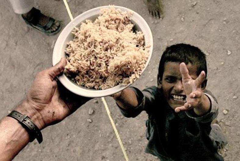Resultado de imagem para fome