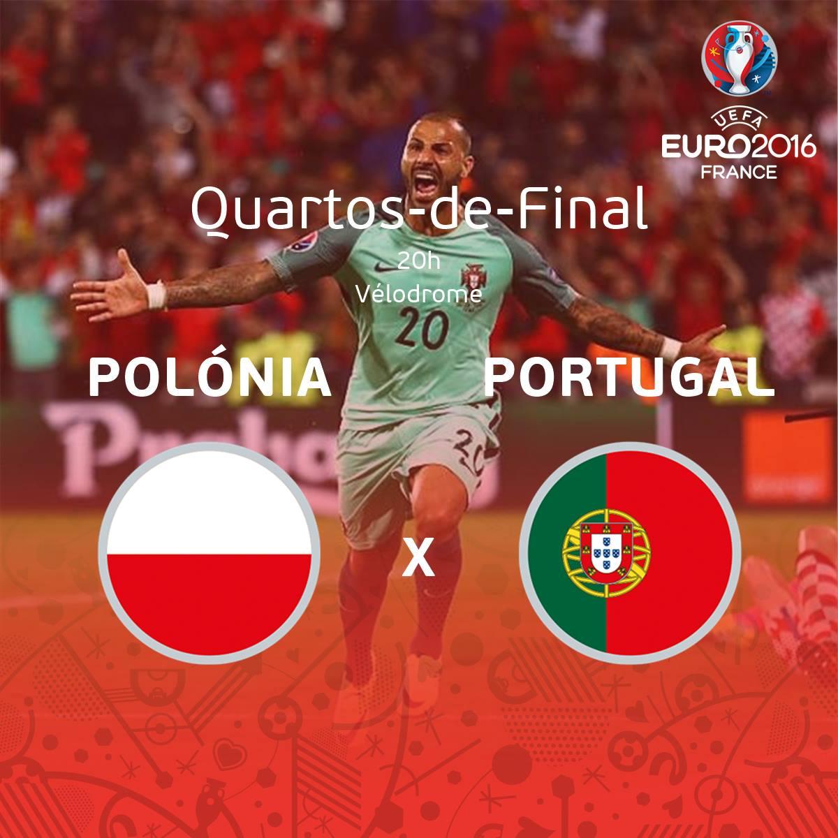 UEFA põe à venda os últimos bilhetes para o Portugal-Polónia - BOM DIA 29f5672af2a98