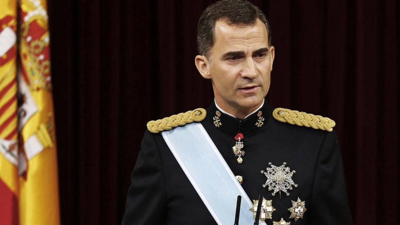 Rei espanha