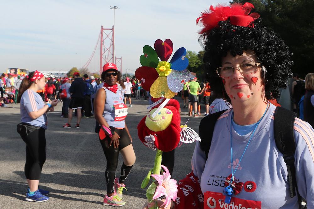 Atletismo: Meia maratona de Lisboa