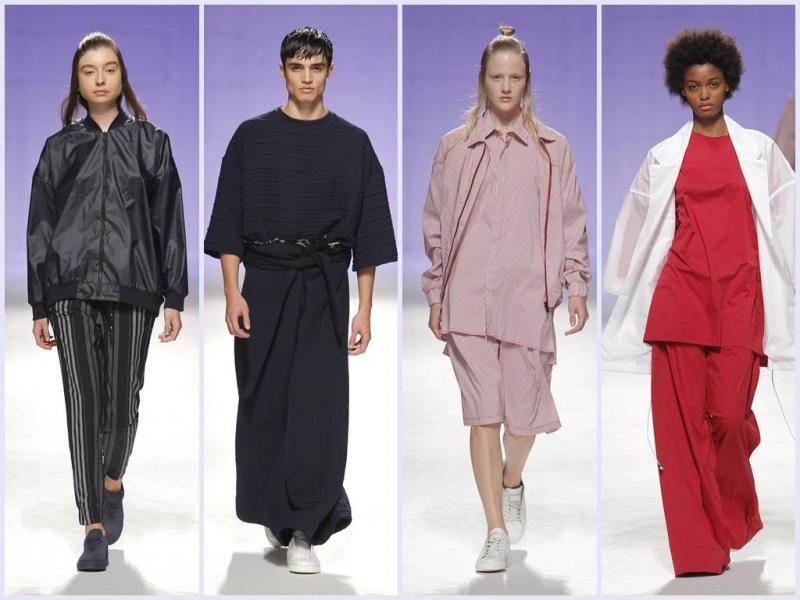22501d6a0 O Portugal Fashion leva no sábado à Semana da Moda Masculina de Paris o  criador português Hugo Costa que vai apresentar a coleção primavera verão  2018 ...