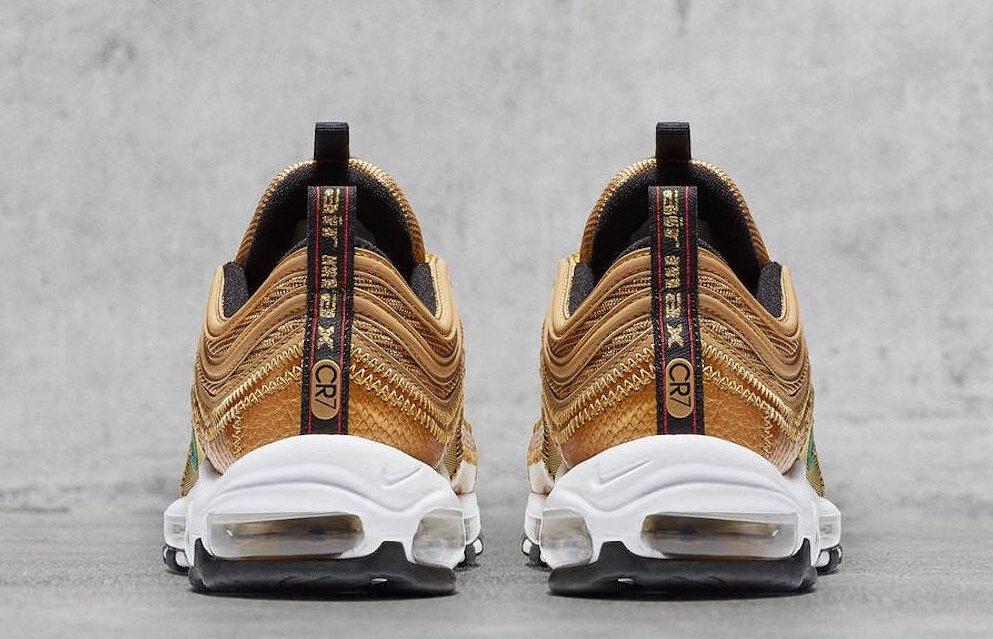 4a31647d8aa As novas sapatilhas Nike inspiram-se em Cristiano Ronaldo - BOM DIA