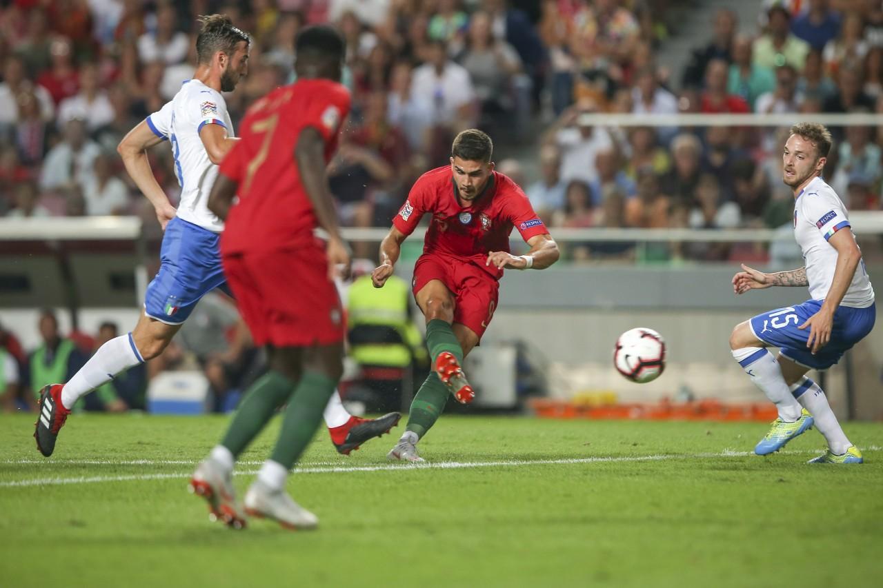 1e0661d512 A seleção portuguesa de futebol estreou-se da melhor forma na Liga das  Nações