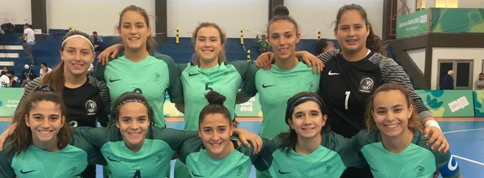 5d7ed44f48 A seleção portuguesa feminina de futsal em sub-19 apurou-se para a final  dos Jogos Olímpicos da Juventude