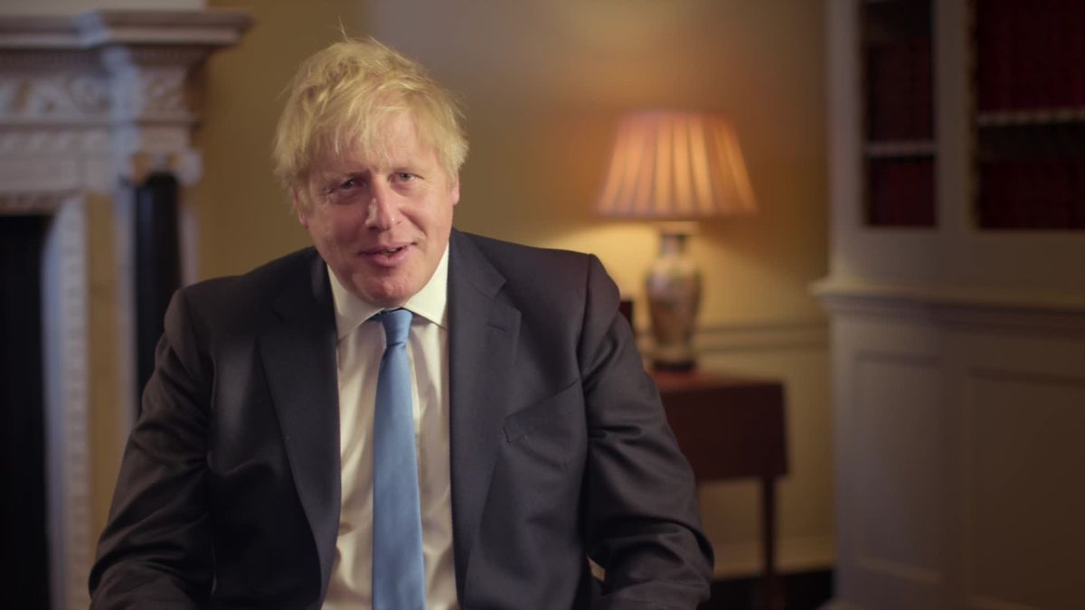 Boris Johnson hospitalizado por causa da covid-19 - BOM DIA