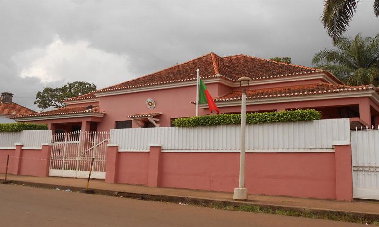 Image result for embaixada de portugal na guiné bissau